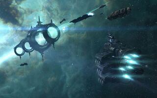 Релиз DLC «Вторжение» для EVE Online