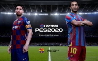 В Steam доступна бесплатная демка eFootball PES 2020