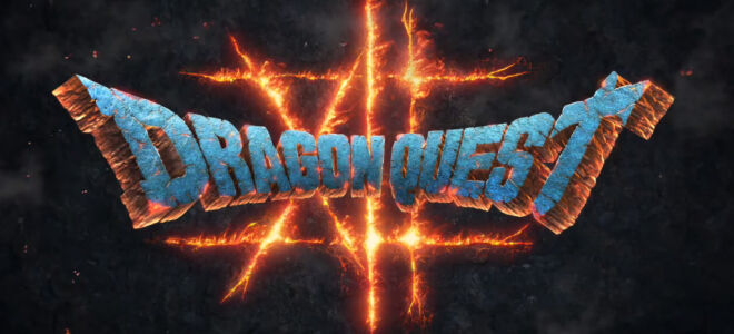 Square Enix анонсировала Dragon Quest XII: The Flames of Fate