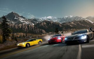 Вышел первый CGI-ролик Need for Speed: Heat