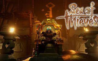 Вышло DLC «Сокровища контрабандиста» для Sea of Thieves