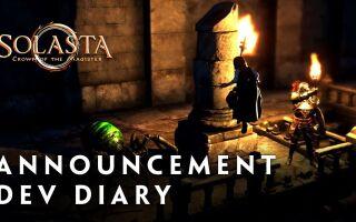 Состоялся анонс ролевой игры Solasta: Crown of the Magister