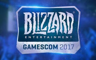Сюрпризы от Blizzard на Gamescom 2017