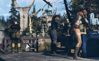 Релиз контентного дополнения для Fallout 76