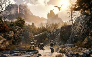 Новое геймплейное видео RPG GreedFall