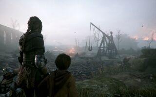 Свежее геймплейное видео A Plague Tale: Innocence