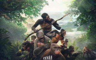 Авторы Ancestors опубликовали релизный трейлер