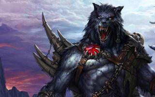 В Werewolf: The Apocalypse – Earthblood внутри героя сидит три личности