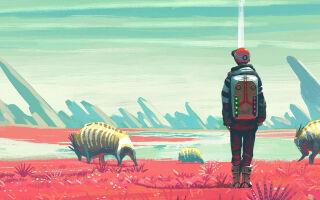 No Man's Sky – Игрок в одиночку создал копию Нотр-Дама