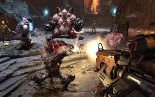 Появились новые геймплейные кадры Doom Eternal
