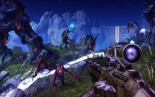 В Borderlands 2 играет 60 000 геймеров