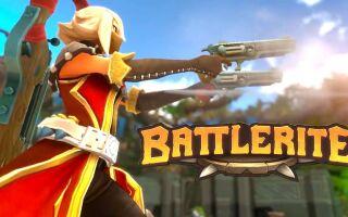 Прими участие в тесте Battlerite