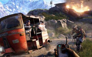Far Cry 5 — Новые детали геймплея