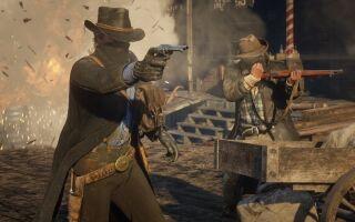 В Red Dead Online появится три профессии