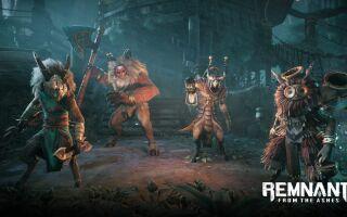 Анонс двух DLC для экшена Remnant