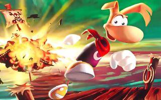 За просмотр спидрана Rayman 2 вы бесплатно получите Rayman Origins
