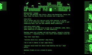 Браузерные текстовые игры