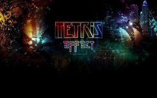 На ПК вышел Tetris Effect
