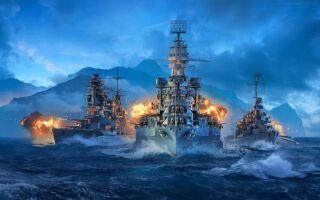 World of Warships: Legends покидает ранний доступ
