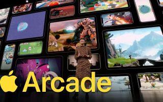 Apple потратит 500 000 000$ на развитие сервиса Arcade