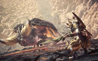Новый ролик Monster Hunter World посвящён битве с двумя боссами