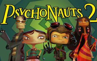 Вышел первый геймплейный ролик Psychonauts 2