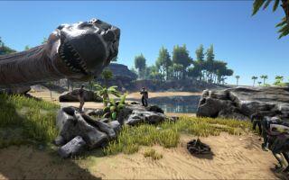 ARK: Survival Evolved готовится к официальному релизу