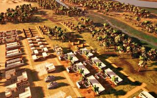Вышел геймплейный ролик стратегии Builders of Egypt