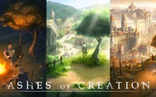 В Ashes of Creation можно будет превратиться в монстра