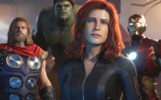 Вышло два ролика Marvel's Avengers про Халка и Капитана Америка