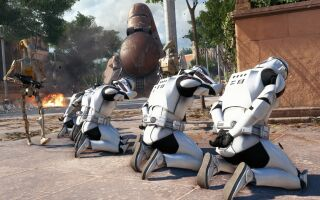 Крупное контентное дополнение для Star Wars Battlefront 2: Capital Supremacy