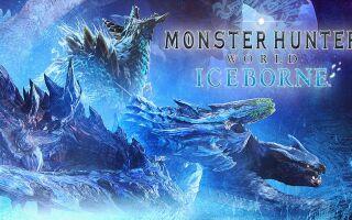 Вышло два геймплейных видео Monster Hunter World: Iceborn