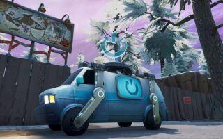 В Fortnite перестали работать фургоны возрождения