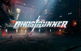 Вышел первый геймплейный ролик экшена Ghostrunner