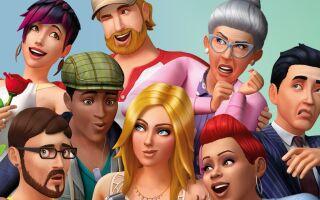 Разработчики Sims 4 рассказали про новый редактор героя