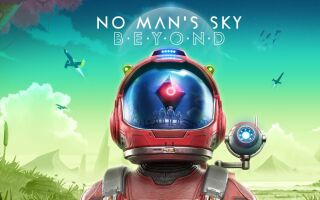 Геймплейный ролик DLC «Beyond» для No Man's Sky