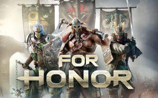 В For Honor добавили 2 класса