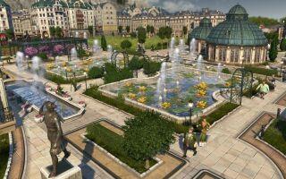 Стратегия Anno 1800 получила DLC «Botanica»