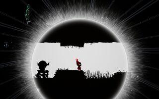 На Kickstarter появился забавный платформер Unbound: Worlds Apart