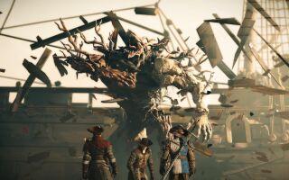 Разработчики GreedFall показали битвы с монстрами