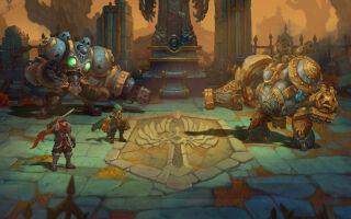 В Steam можно оформить предзаказ Battle Chasers: Nightwar