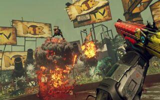 Анонс второго крупного DLC для Rage 2