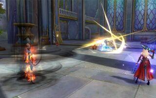 Стартовало ОБТ MMORPG Eternal Magic