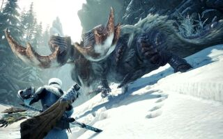 Вышел сюжетный ролик для Monster Hunter World: Iceborne