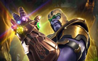 В Fortnite появился временный режим «Мстители»