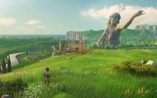 На E3 анонсировали приключенческую игру Gods and Monsters