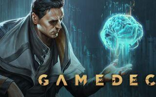Состоялся анонс киберпанковской RPG Gamedec