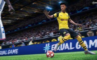 Вышла бесплатная демка FIFA 20
