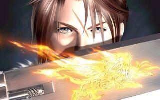 Ремастер Final Fantasy 8 не понравился фанатам