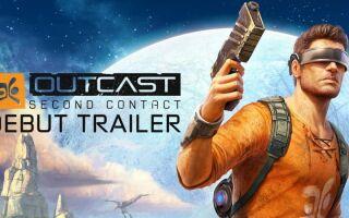 Анонсировано переиздание Outcast — Second Contact
